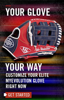 YOUR GLOVE YOUR WAY Customize Your Elite myEvolution Glove Right Now