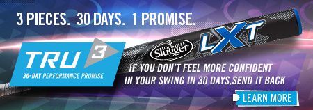 3 PIECES. 30 DAYS. 1 PROMISE. If You Don't Feel More Confident In Your Swing In 30 Days, Send It Back