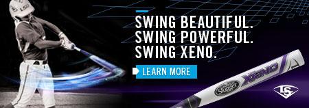 SWING BEAUTIFUL. SWING POWERFUL. SWING XENO.